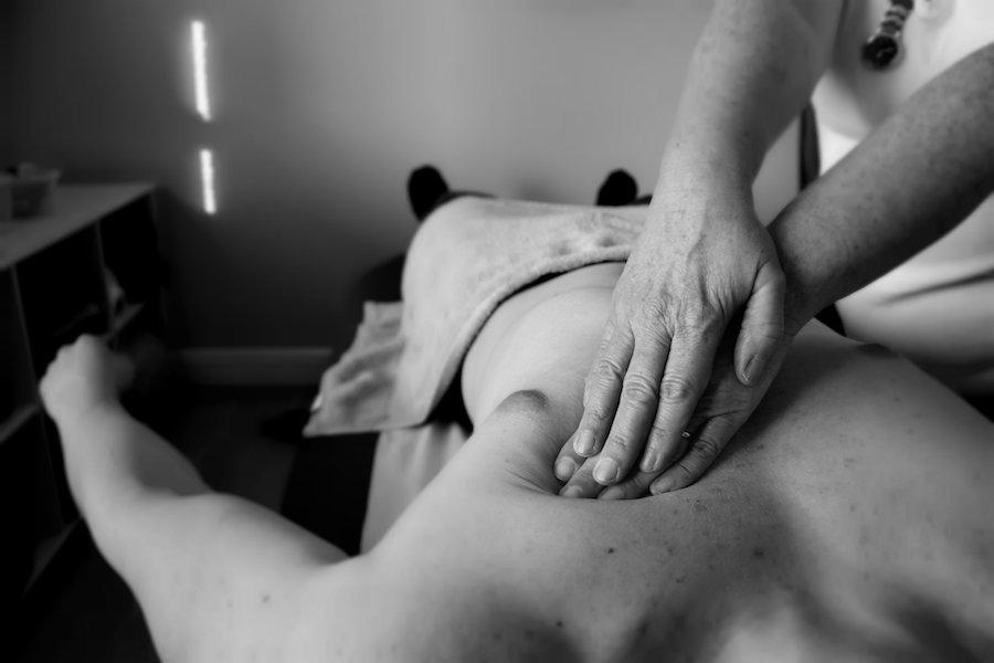 Deep Tissue Massage Bexley